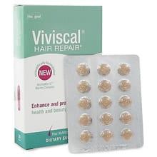 Viviscal vitamins for hair growth